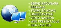 Servis racunara 064/1245950